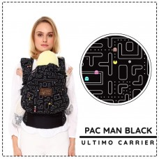 Cuddle Me Ultimo The Ultimate Baby Carrier- Black Pacman