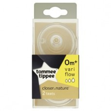 Teat Tommee Tippee Variable Flow/ Yellow