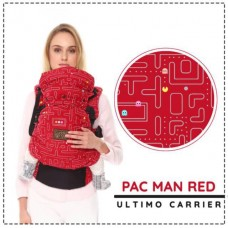 Cuddle Me Ultimo The Ultimate Baby Carrier - Original / Red Pacman